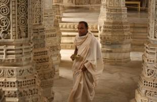 Jain Priest, Ranakpur copy