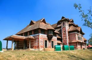Napier museum in Trivandrum( Thiruvananthapuram) , Kerala, India copy