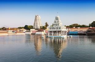 Thanumalayan Temple Suchindram, Kanyakumari, Tamil Nadu, India copy