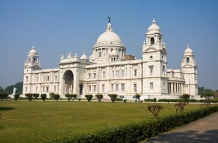 Landmark building of Calcutta or Kolkata, Victoria Memorial copy