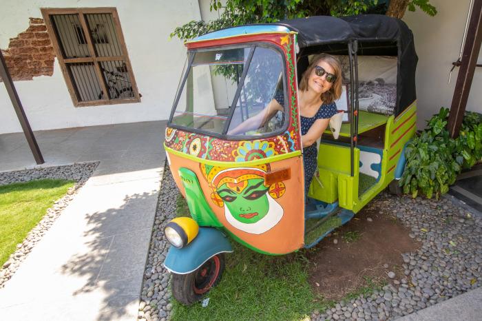 Eliza in India