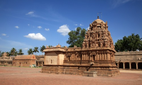 Tanjore (Kerala & The South) : India Holiday Architects