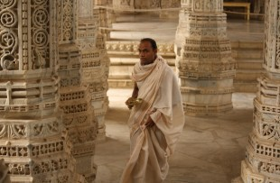 Jain Priest, Ranakpur copy