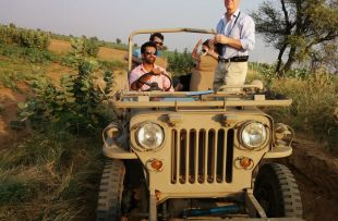 Chanoud Jeep Safari