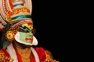 Kathakali dance copy