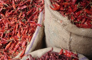 Peppers - Mysore Market