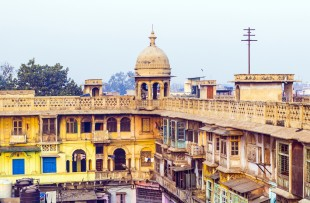 TYPICAL HOUSES IN OLD DELHI copy